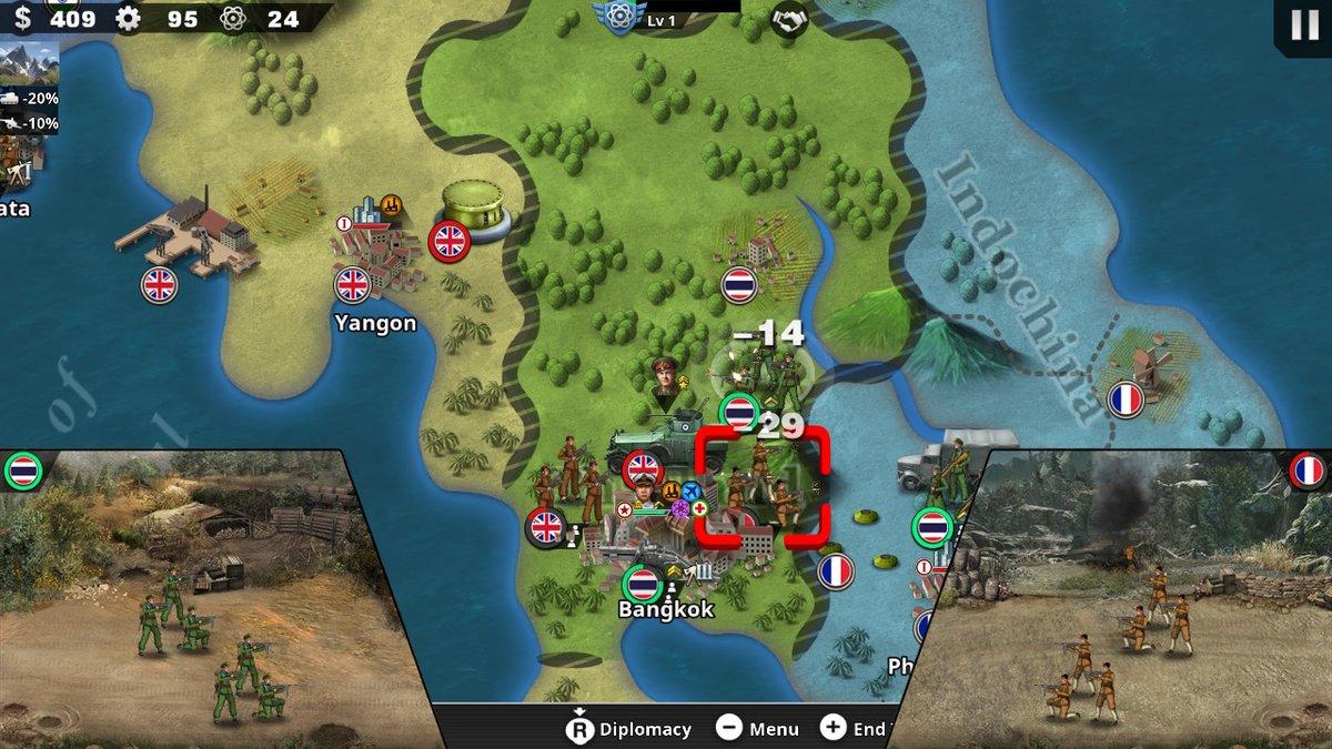 Review: World Conqueror X (Nintendo Switch) - Digitally