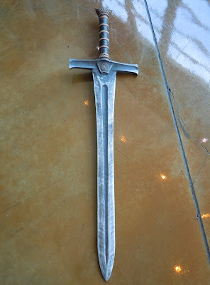 Conan the Barbarian sword prop