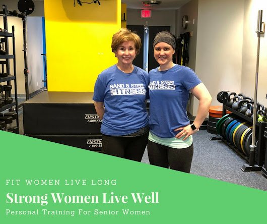 Personal Training For Senior Women