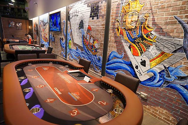 DSC00733 - 熱血採訪│Raise遊戲主題餐廳還可以揪團玩德州撲克遊戲