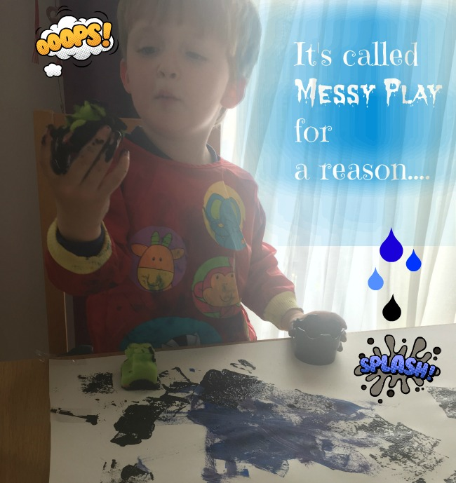 it's-called-messy-play-for-a-reason-text-over-image-of-toddler-with-paint-on-his-hands