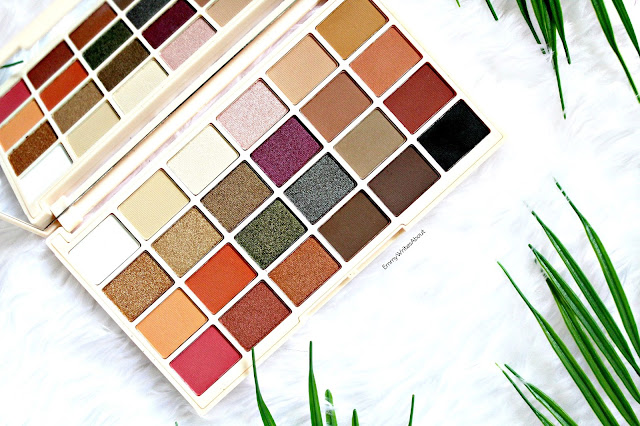 Makeup Revolution Soph X Eyeshadow Palette Review