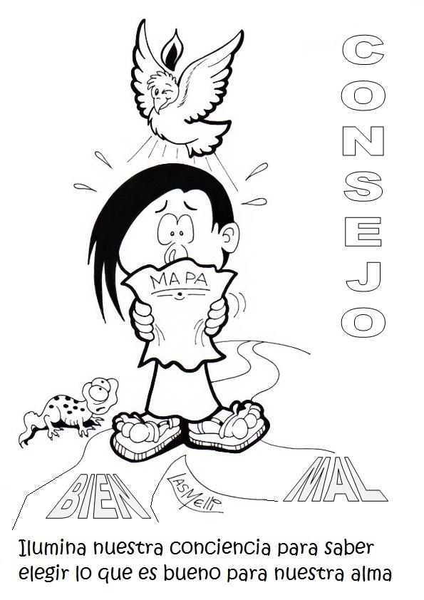 La Catequesis El Blog De Sandra Recursos Catequesis Dones