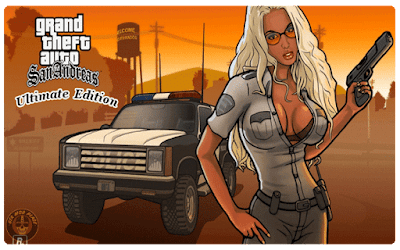 Grand Theft Auto San Andreas Ultimate Edition Mod Download