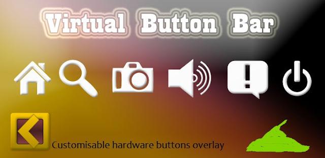 App:VIRTUAL BUTTON BAR Full Version 2.9.3 APK