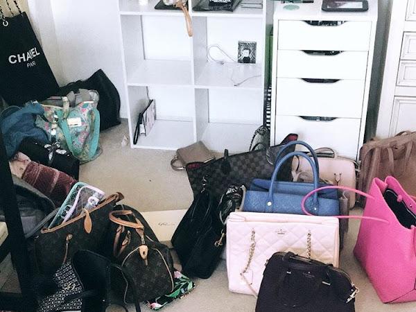 Fashion Files: Handbag Collection Video | 2018