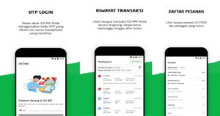 Aplikasi untuk menitoring perkembangan bisnis