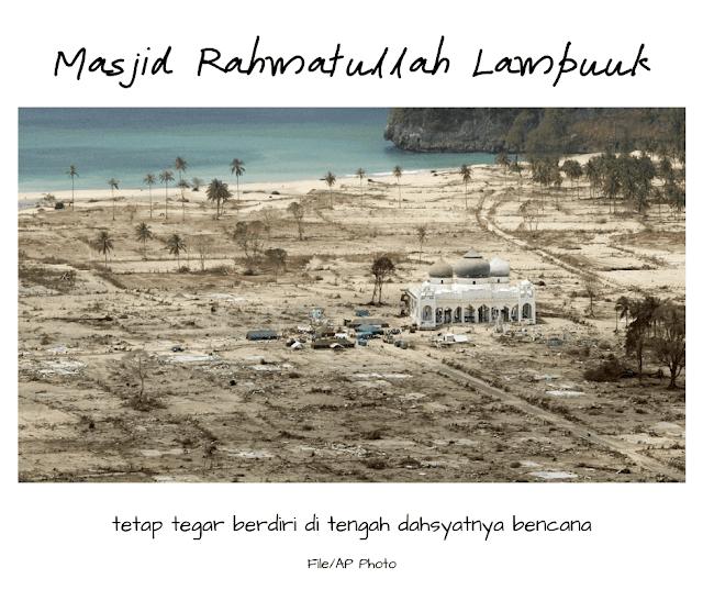 Masjid Rahmatullah Lampuuk