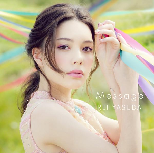 [Single] 安田 レイ - Message -TV edit- (2016.04.13/RAR/MP3)