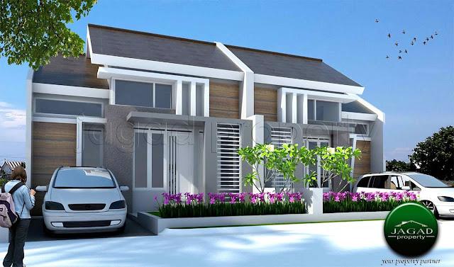 Rumah Baru dekat Candi Prambanan