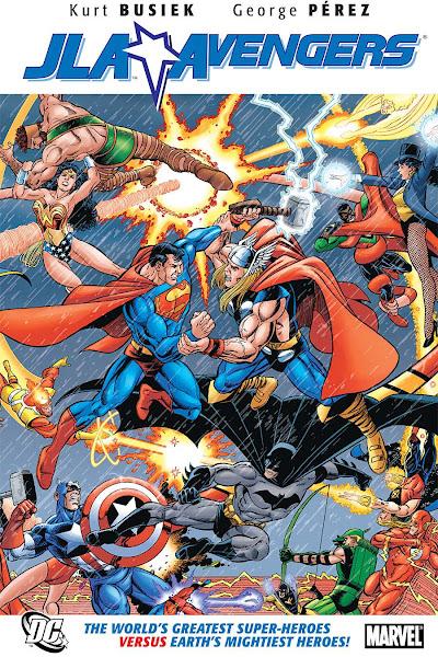 jla avengers crossover