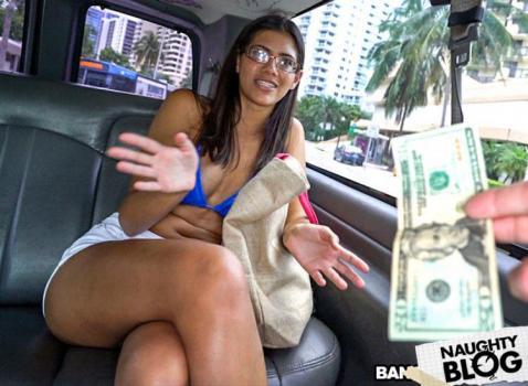 Bang Bus – Victoria Valencia: Victoria la Cubana