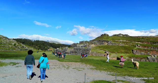Templo de Sacsayhuaman, Cusco