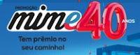 Promoção Mime 40 Anos mime.com.br/promocao