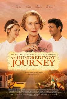 Un viaje de diez metros (2014) Comedia con Helen Mirren