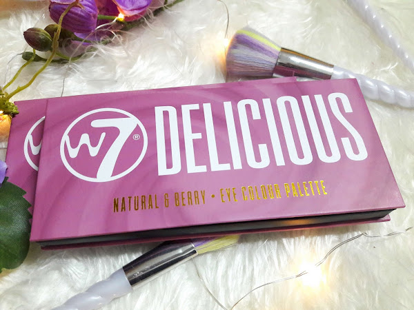 W7 Delicious palette & giveaway (closed)