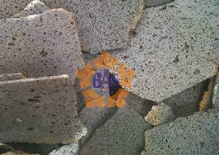 batu curi, tiffa, monster stone