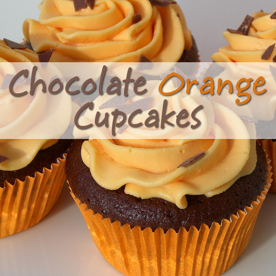 Chocolate Orange Cupcakes: Classy Fall and Halloween Treats to Make
