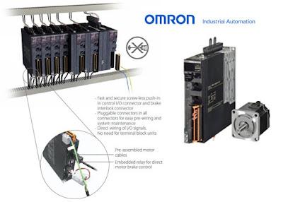 Omron Servo Motors