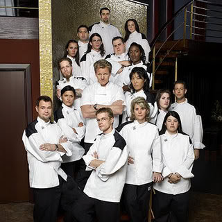 Hell's Kitchen Season 5 Contestants