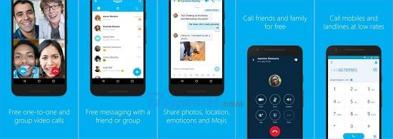 apliaksi video call skype