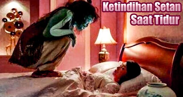 Misteri Ketindihan (sleep paralysis)