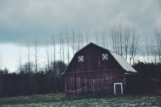 Barn in Sequim
