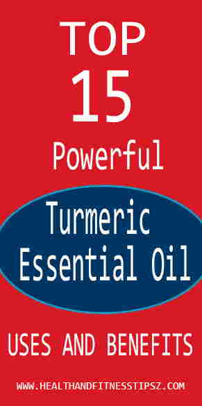 benefits of turmeric oil