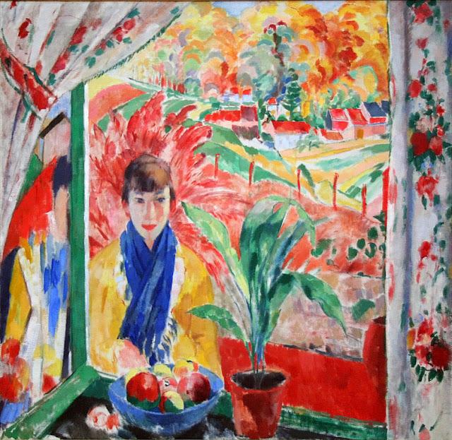 Contoh aliran seni lukis Fauvisme