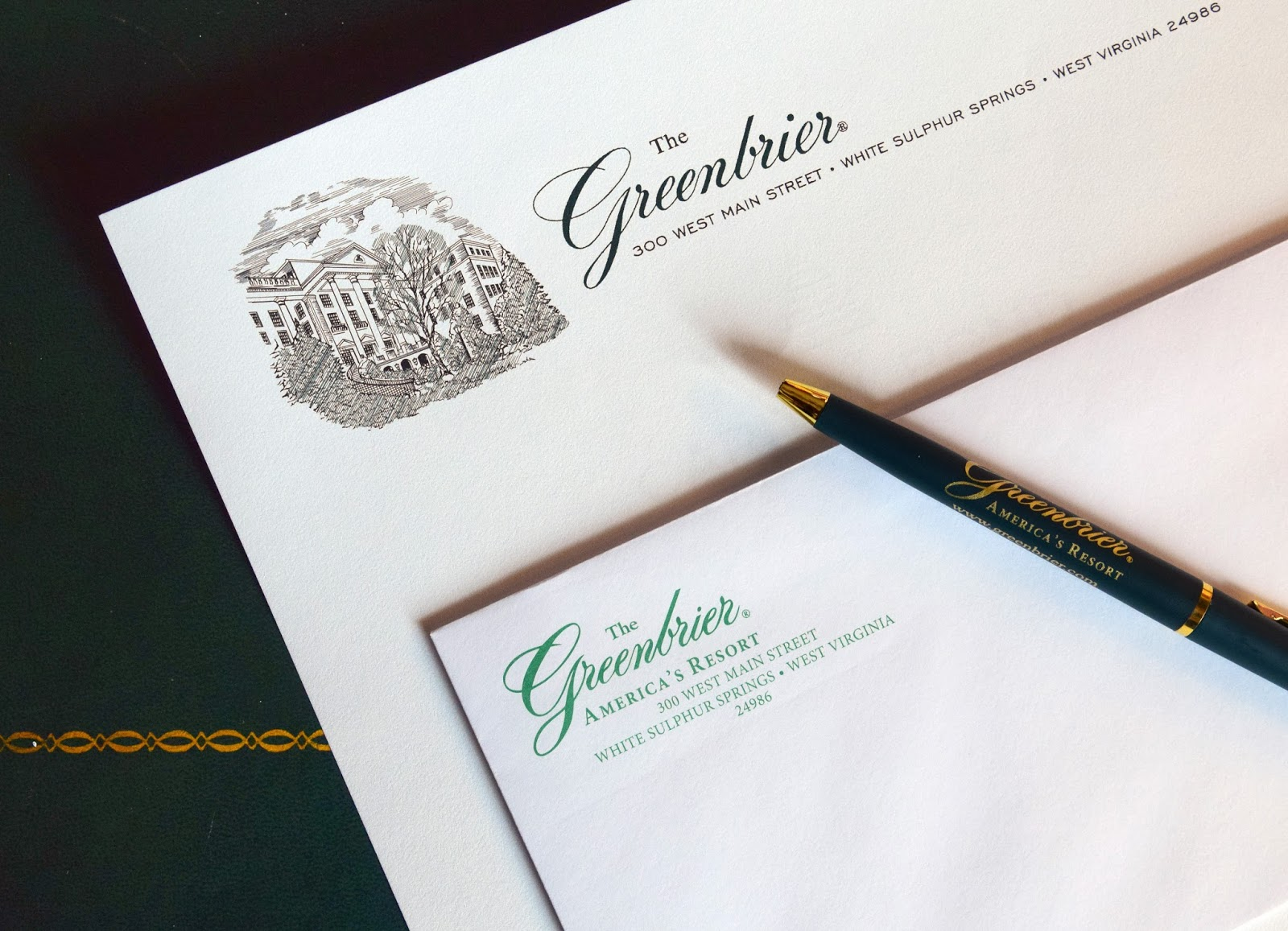 winter weekend at the greenbrier - the greenbrier - the greenbrier decor
