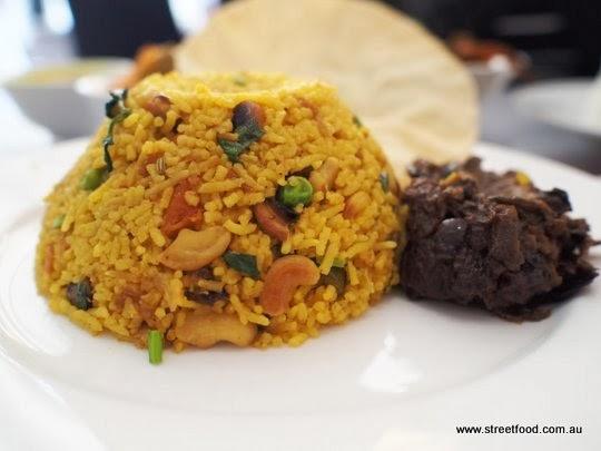 Indo Lankan Restaurant Seven Hills