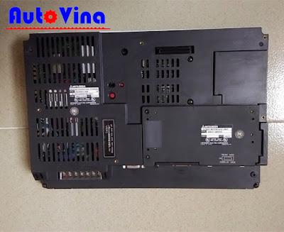 Nhà phân phối, bảng giá bán màn hình cảm ứng HMI Mitsubishi A970GOT-SBA