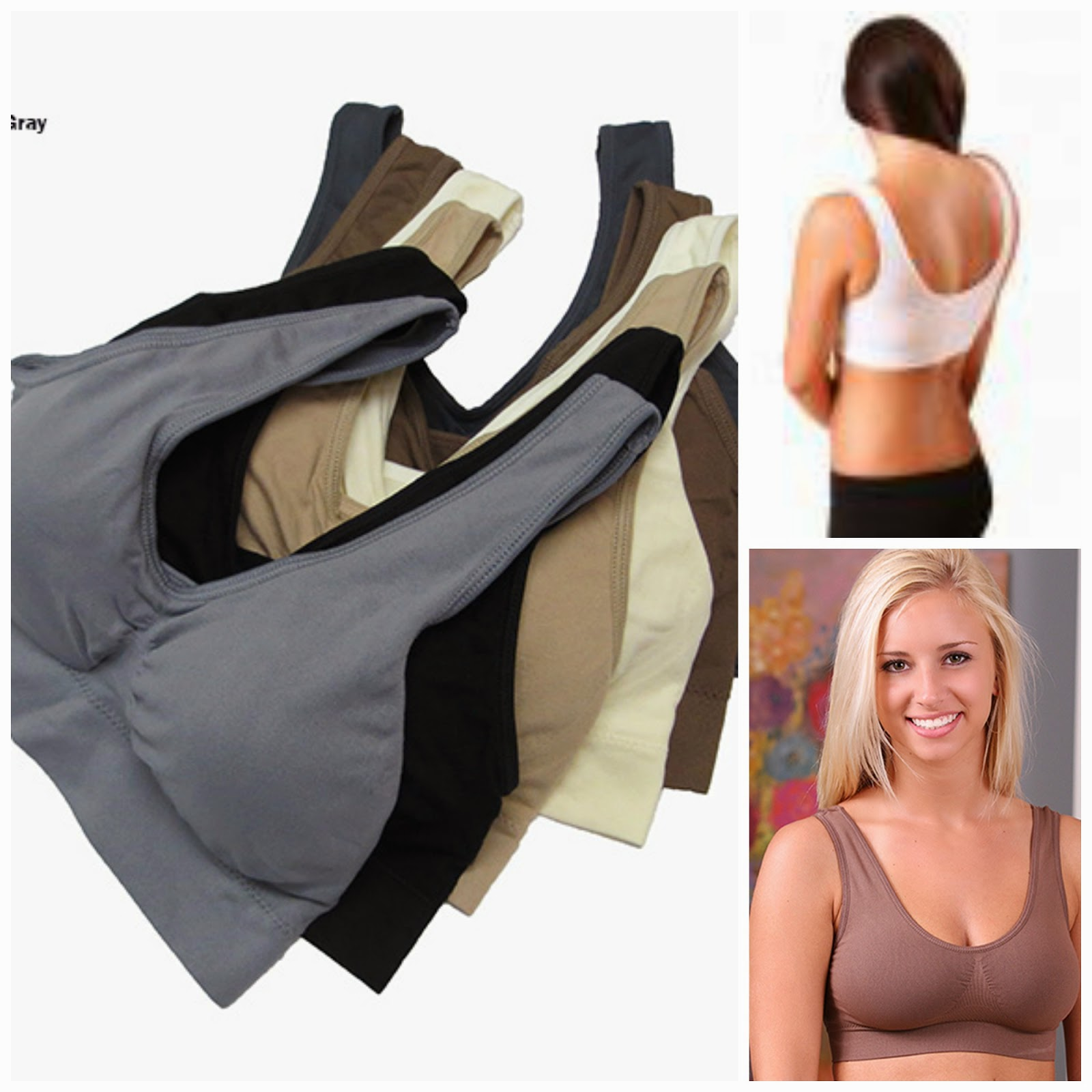 68169cf165732 Pgh Momtourage  Special offer for Coobie Seamless Bras