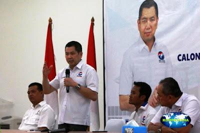 SPDP diterima Jaksa, HT resmi dijadikan tersangka dalam SPDP tersebut