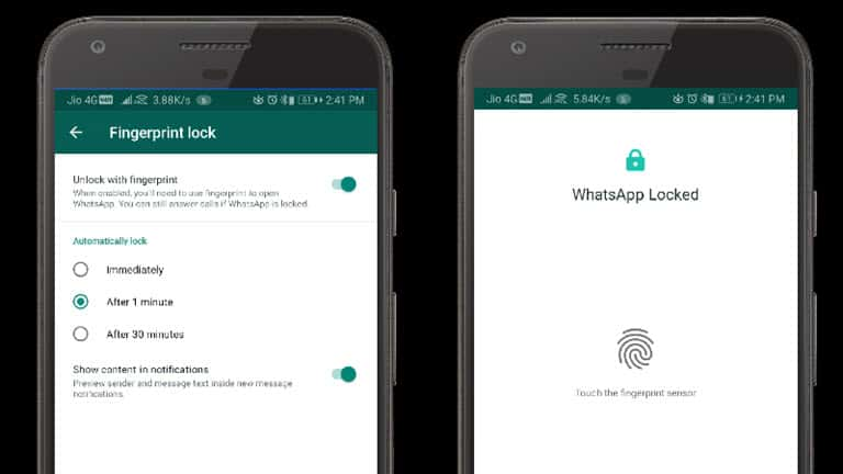 WhatsApp for Android receives Fingerprint Lock feature and here's how to enable it
