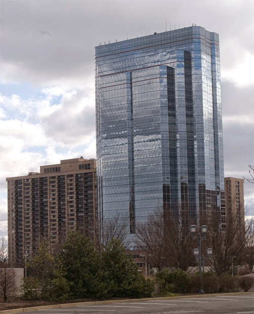 Record Tallest Buildings In Northern Virginia