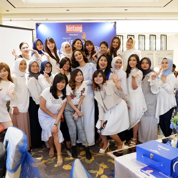 Beauty Gathering with Blogger by Marcks' Venus and Tabloid Bintang