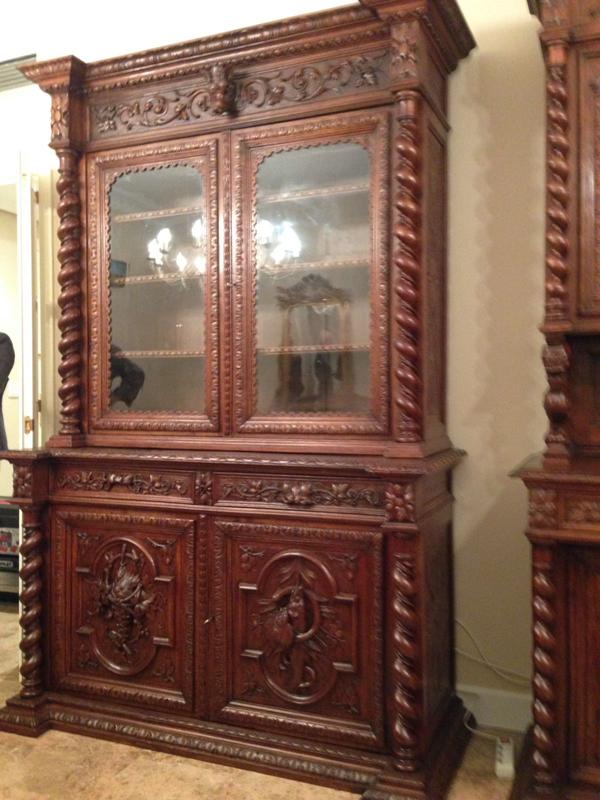 Restauraci n de muebles antiguos muebles cansado for Muebles sanchez zaragoza