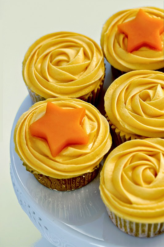 receta de cupcakes sin gluten