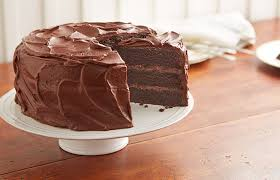 make a cake without bake chocolate cake