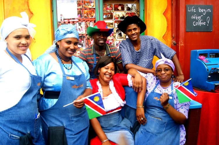 Namibian Independence