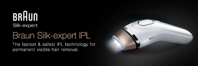 home-based IPL permanent hair removal devices