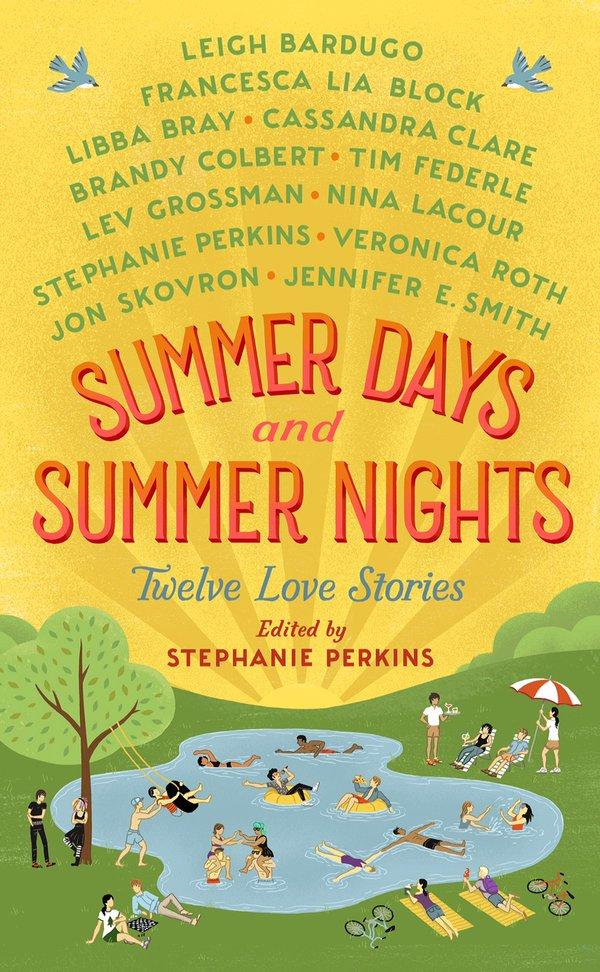 Sarah Laurence: Good Summer YA Books for Teens & Tweens