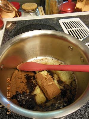 How to make Hot Fudge Sauce, homemade deliciousness.
