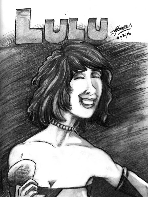 LULU  (c)2016 by John Linton Roberson - based on the plays of Frank Wedekind
