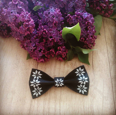 галстук бабочка мк