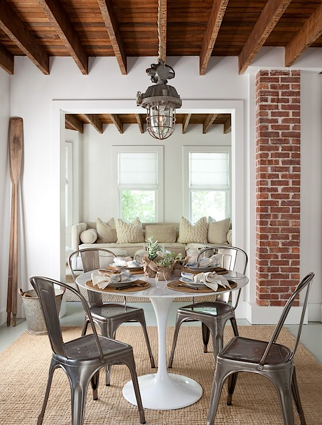 Hamptons Cottage by Jenny Wolf Interiors | Savor Home