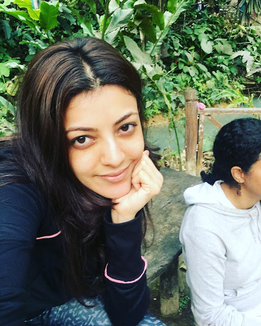 Actress Kajal Agarwal New Photos