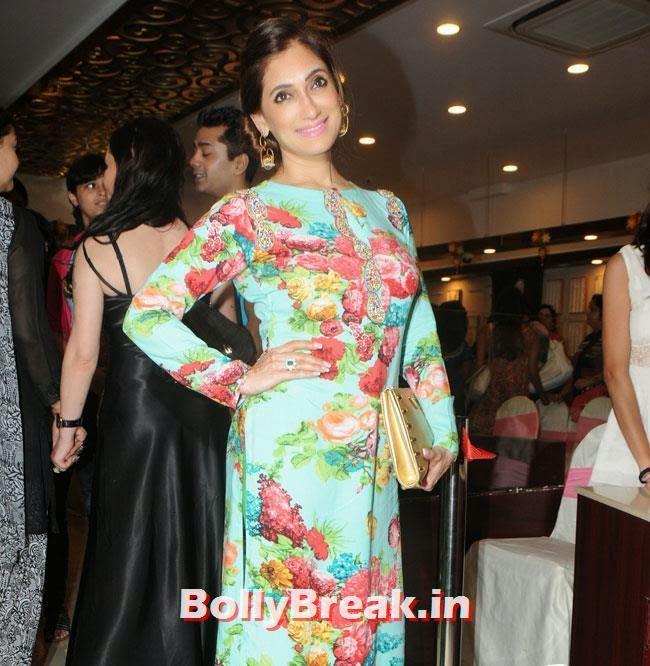 Lucky Morani, Hrishita Bhatt at Satyam Shivam Sundaram Jewellery Launch