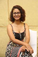 Aditi Myakal Stills at Ami Tumi Success Meet TollywoodBlog